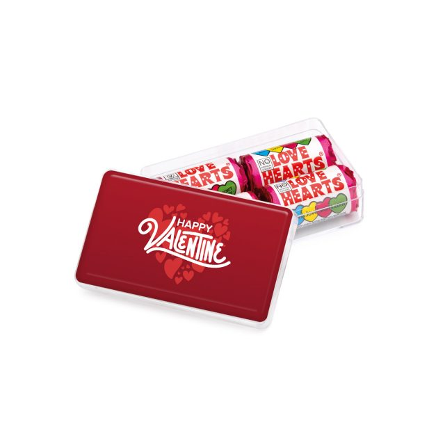 Valentines – Maxi Rectangle Pot – Love Hearts®
