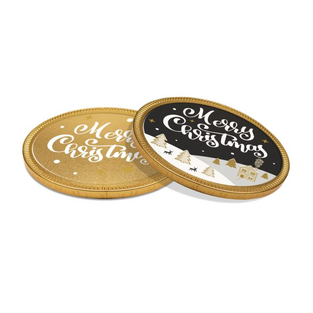 Winter Collection 2020 – Chocolate Medallion – 100mm