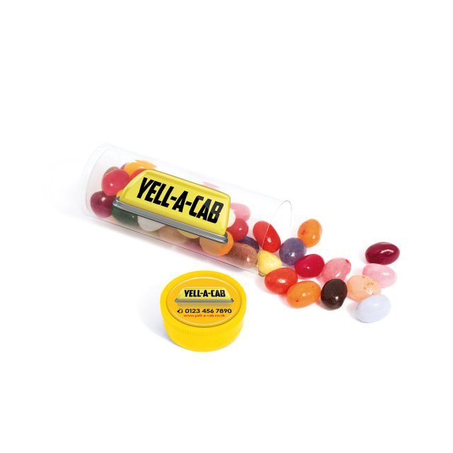 Clear Tube Midi – Jelly Bean Factory®