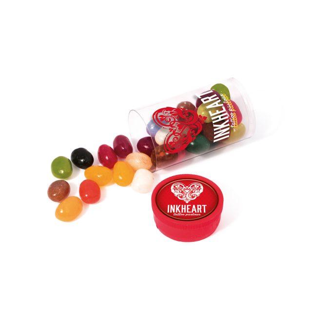 Clear Tube Mini – Jelly Bean Factory®