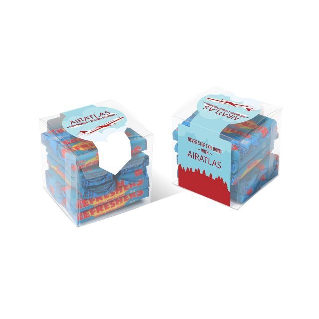 Clear Cube – Refreshers
