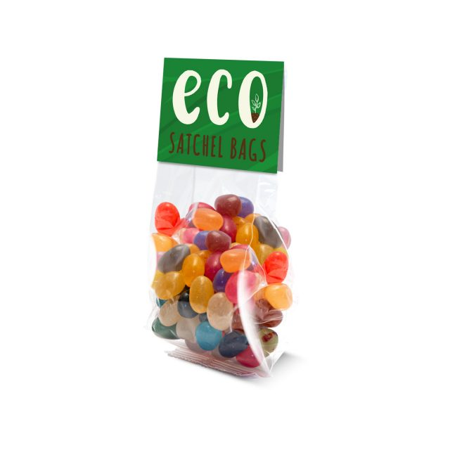 Eco Range – Satchel Bag – Jelly Bean Factory®
