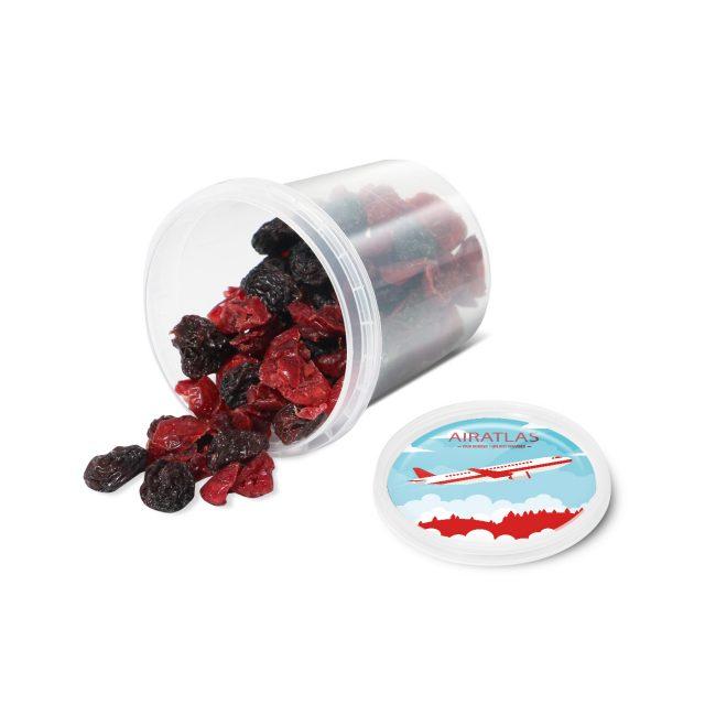 Snack Pot – Raisins & Cranberries