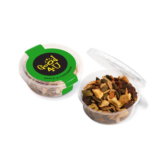 Eco Range – Eco Midi Pot – Apple & Cinnamon Snacks