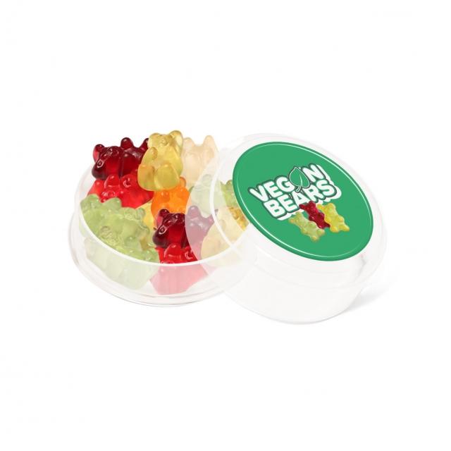Mini Round – Kalfany Vegan Bears