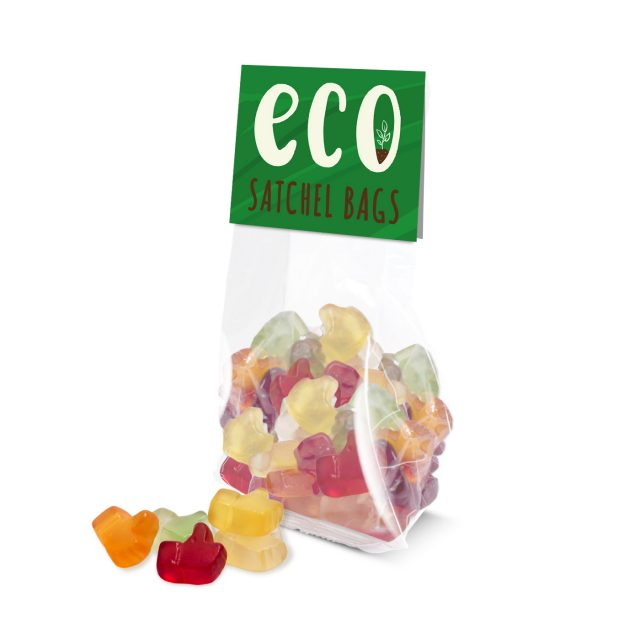 Eco Range – Satchel Bag – Kalfany Fruit Gums