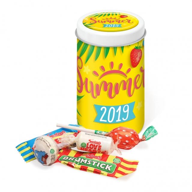 Snack Tin – Swizzels Variety Mix