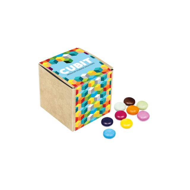 Eco Range – Eco Kraft Cube – Beanies – 50g