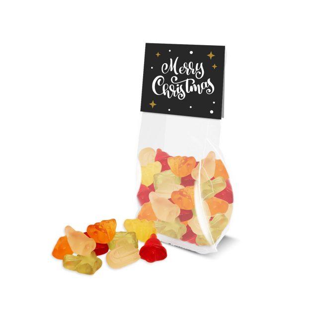 Winter Collection 2020 – Satchel Bag – Kalfany Christmas Fruit Gums