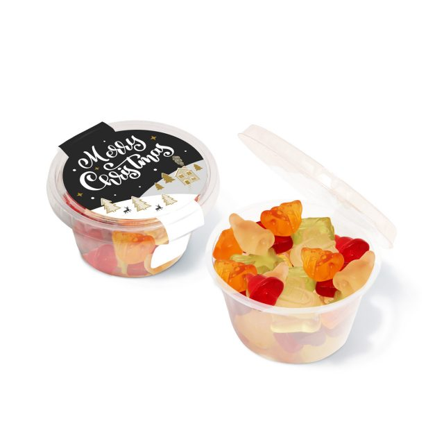Winter Collection 2020 – Eco Maxi Pot – Kalfany Christmas Fruit Gums
