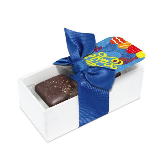 Easter – 2 Choc Box – Dark Chocolate Salted Caramels