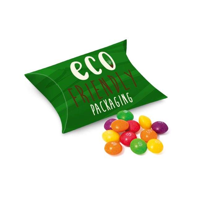 Eco Range – Eco Large Pouch Box – Skittles – COMING SOON