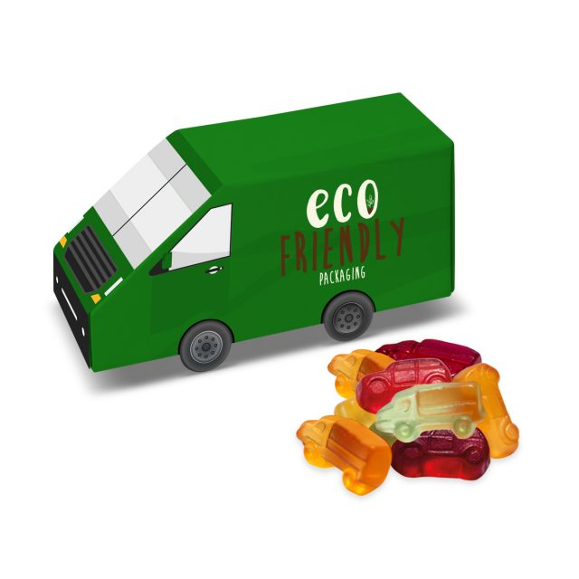 Eco Range – Eco Van Box – Kalfany Fruit Gums – COMING SOON