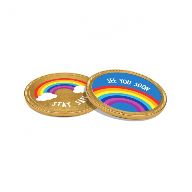 Available Now – Chocolate Medallion – 55 mm