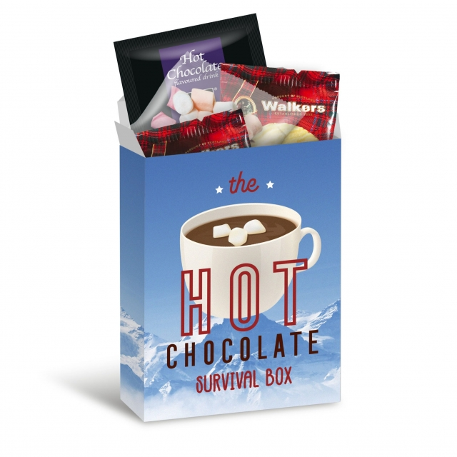 Eco Range – Eco Refresher Box Large – Hot Choc Survival Box